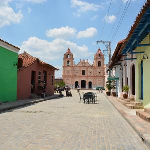 Cuba's Charming Colonial Cities & Havana tour