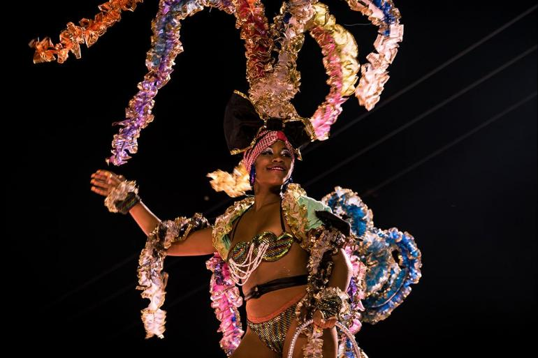 Camaguey Caribbean Santiago de Cuba Carnival Trip
