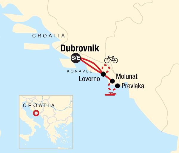Croatia Dubrovnik Local Living Croatia – Southern Dalmatia Trip