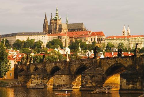 Dresden Prague Prague to Dresden Guided Cycle Trip