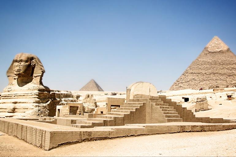 Egypt Luxury Tour Package tour