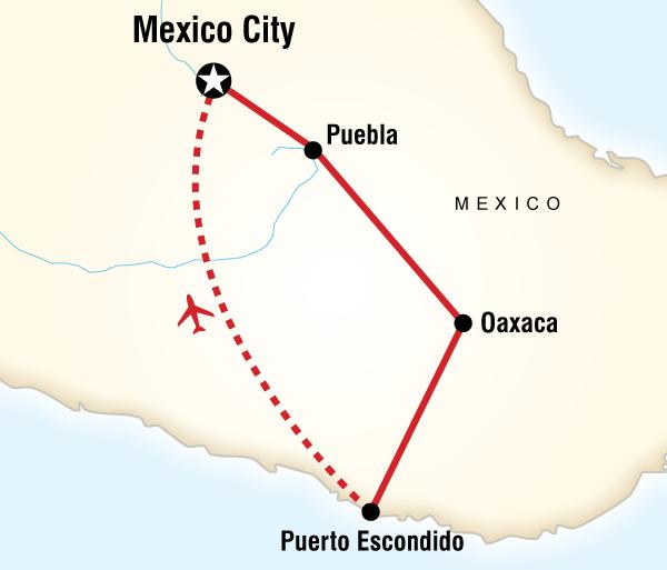 Cultural Culture Mexico Food & Culture package