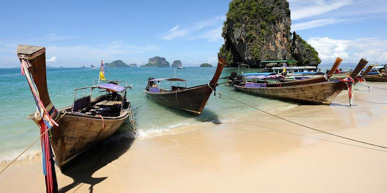 Southeast Asia on a Shoestring tour