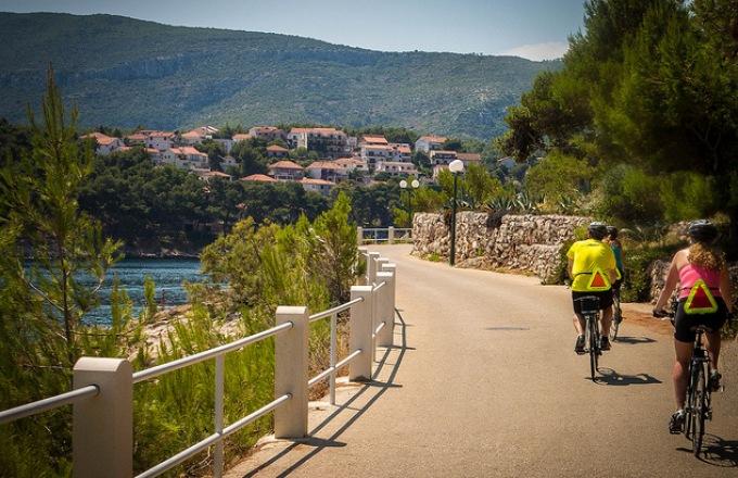 Dalmatian Coast Family Multisport Adventure Tour tour
