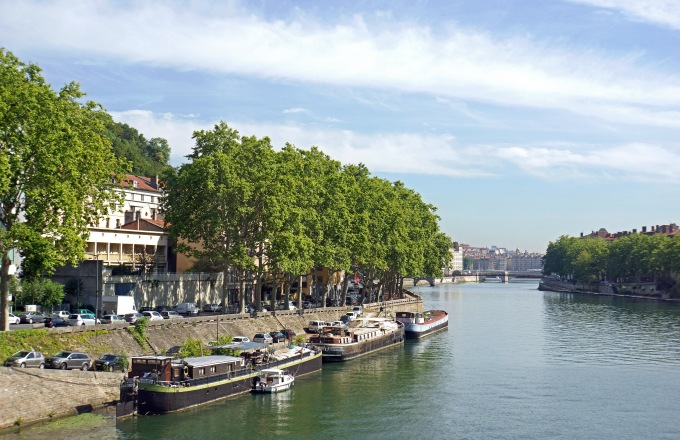 Cruise France by River Barge in Burgundy tour