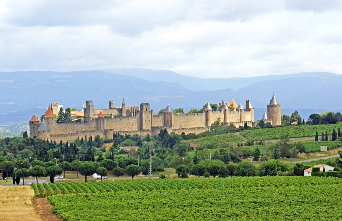 5-6 Nights between Beziers and Carcassonne tour