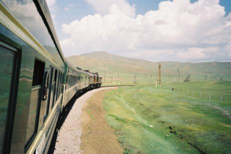 Trans-Siberian Rail Journey tour