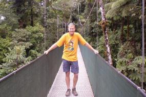 Costa Rica Encompassed tour