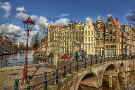 The Netherlands & Belgium: Birds, Art and Architecture tour