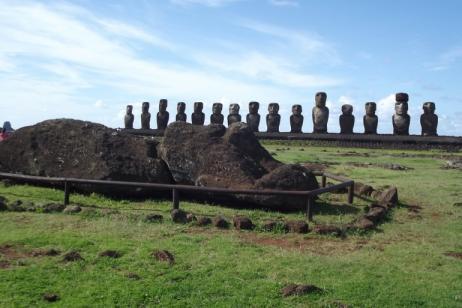 Easter Island tour