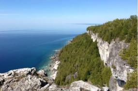 Bruce Peninsula Traverse tour