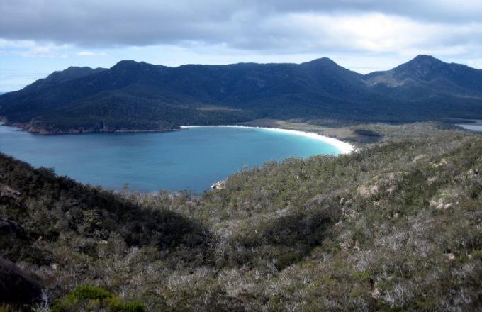 Tasmania, Authentic by Nature: Australia tour