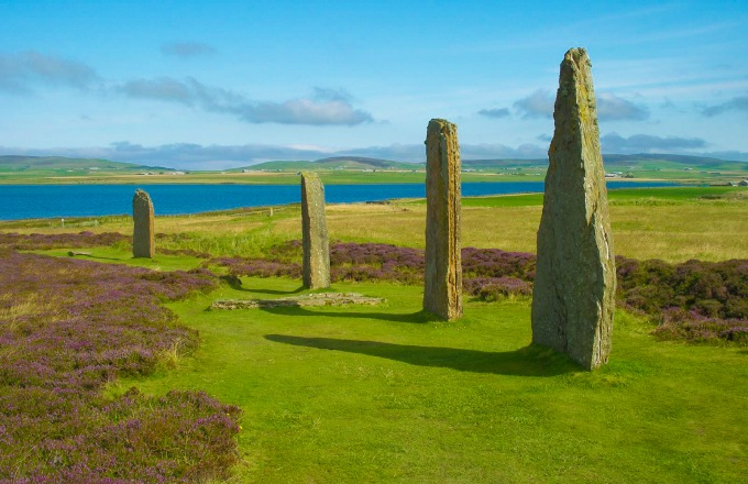 Wild and Ancient Britain tour