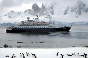 Antarctic Peninsula tour