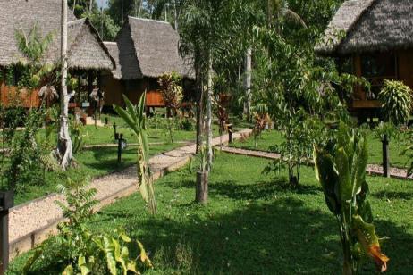 G Lodge Amazon & Camping - 6 Days tour