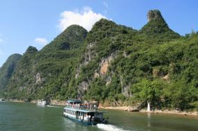 High Speed Railway Tour from Guangzhou to Guilin tour
