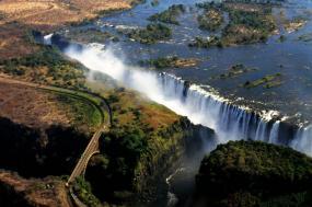 Road Scholar World Academy Semester 1: Indian Ocean to Victoria Falls tour