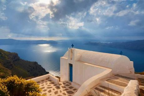 Best of Greece plus 4 Day Aegean Cruise Premium tour