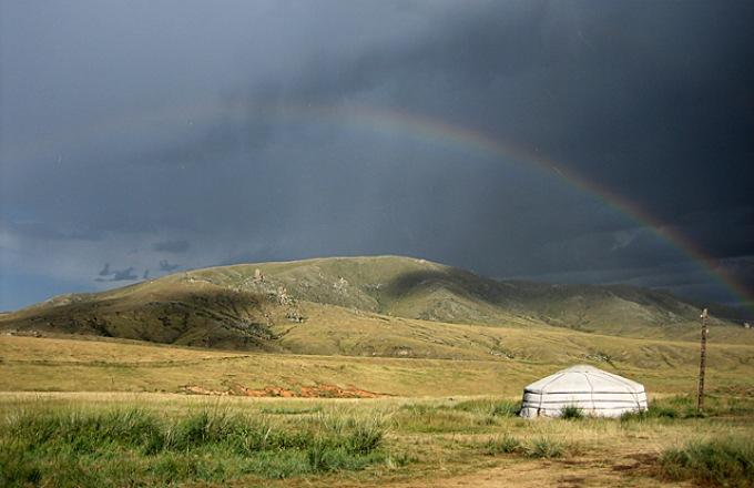 The Endless Steppe tour
