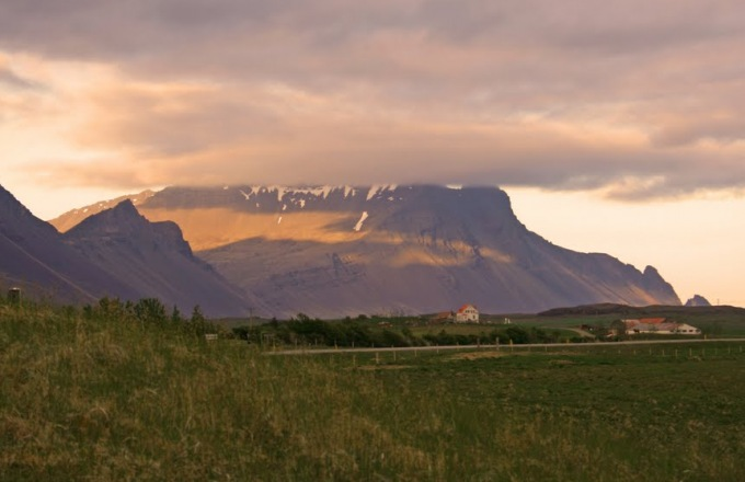 A Real-Life Fantasy World: Iceland With Your Grandchild, By Sea and On Foot tour