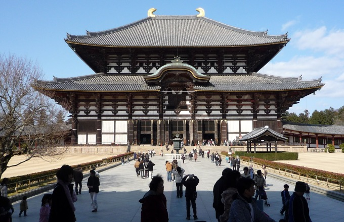 Temples, Treasures and Teahouses tour