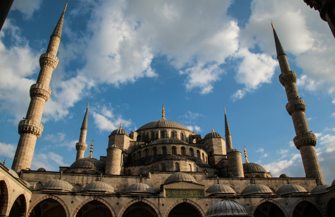 Whirling Turkey tour