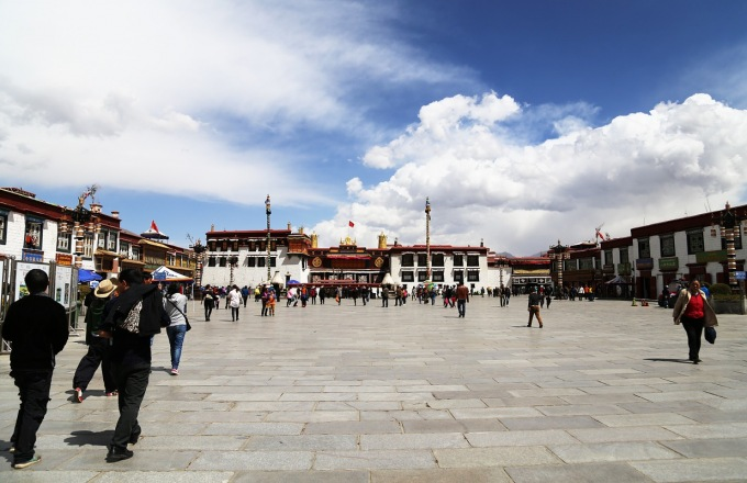 Lhasa to Kathmandu Overland with Everest Base Camp tour