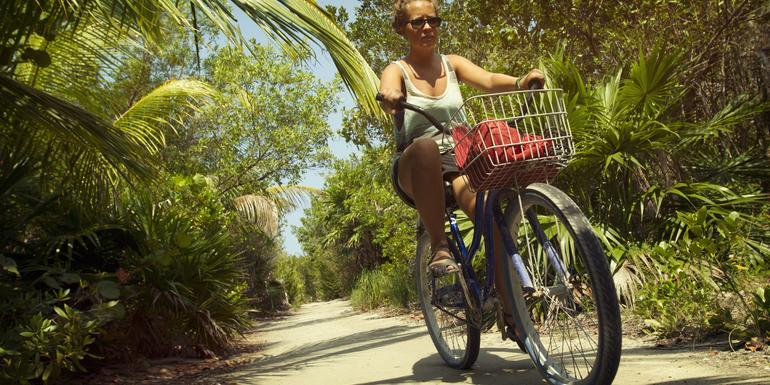 Cycle Central America tour