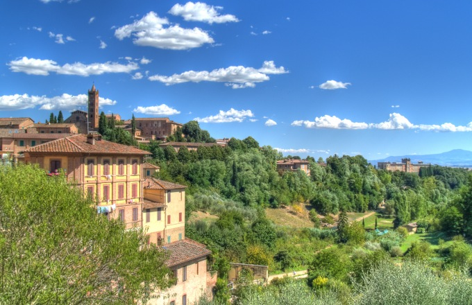Italy By Rail  tour