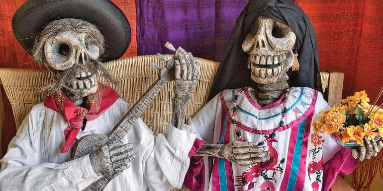 Mexico Day of the Dead in Oaxaca tour