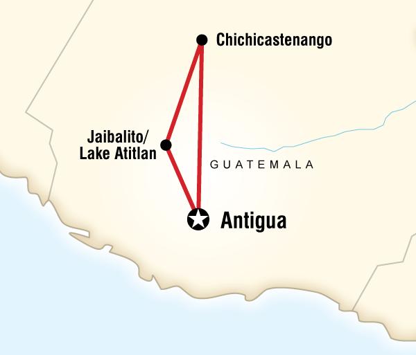 Antigua Caribbean Semana Santa - Easter in Guatemala Trip