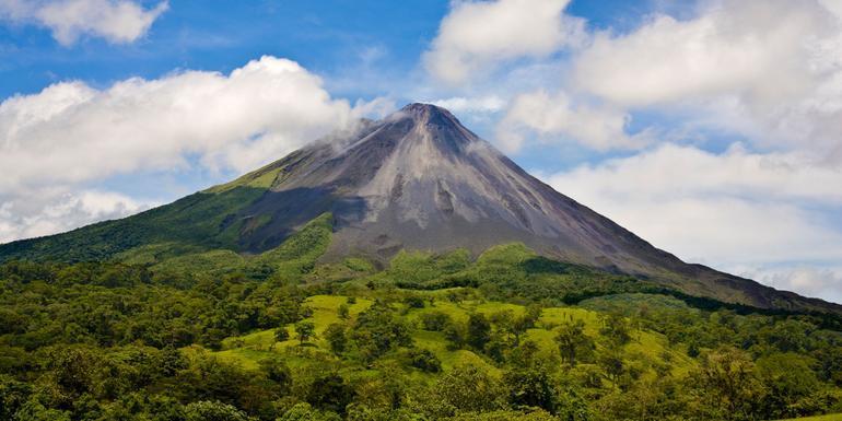 Basic Costa Rica tour