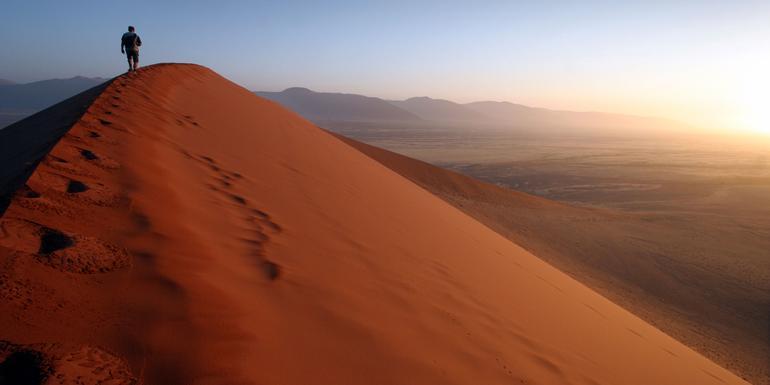 Kalahari Desert Kasane Cape Town to Victoria Falls Adventure Trip