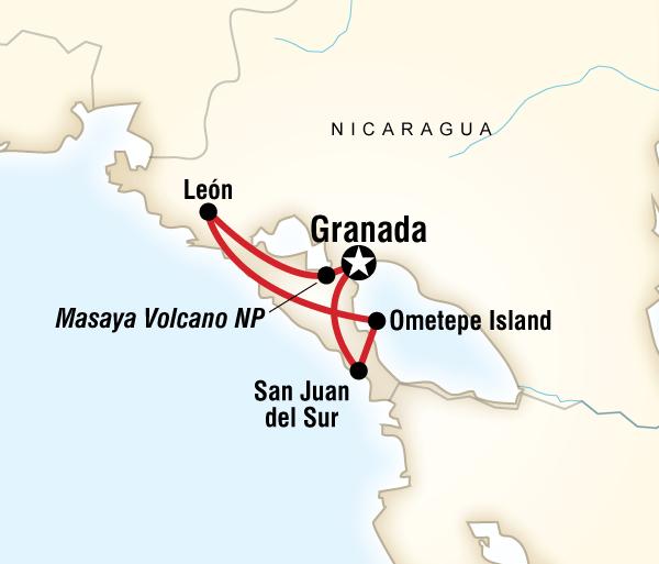 Granada Lake Nicaragua Essence of Nicaragua Trip