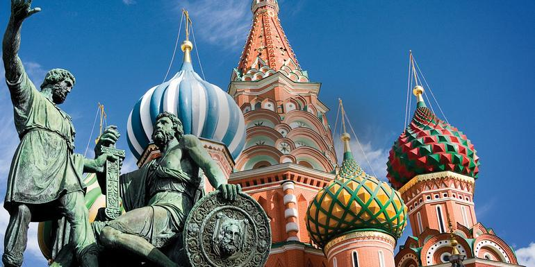 Golden Ring of Russia tour
