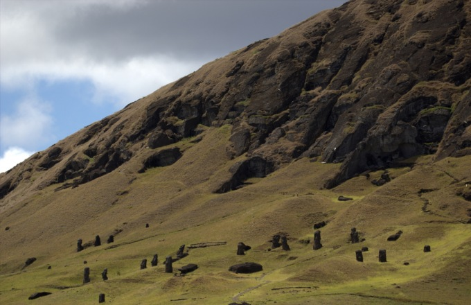 Exotic Easter Island: Chile tour