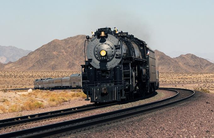 The Trans-Siberian Express tour