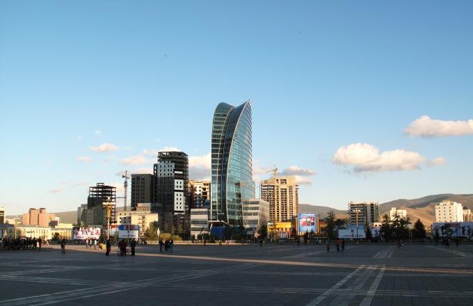 The Golden Eagle Ulaanbaatar Express: Trans-Siberian Railway tour