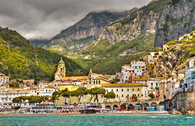 Amalfi Coast Walking & Hiking Tour tour