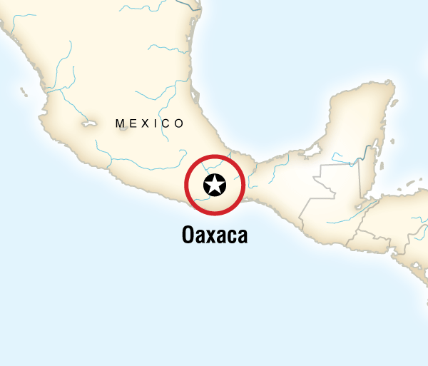 Cultural Culture Mexico Day of the Dead in Oaxaca package