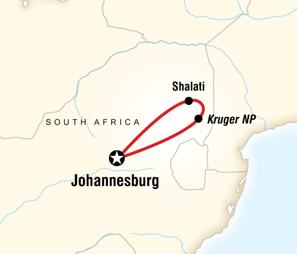 Johannesburg Kruger National Park Kruger Camping Safari Trip