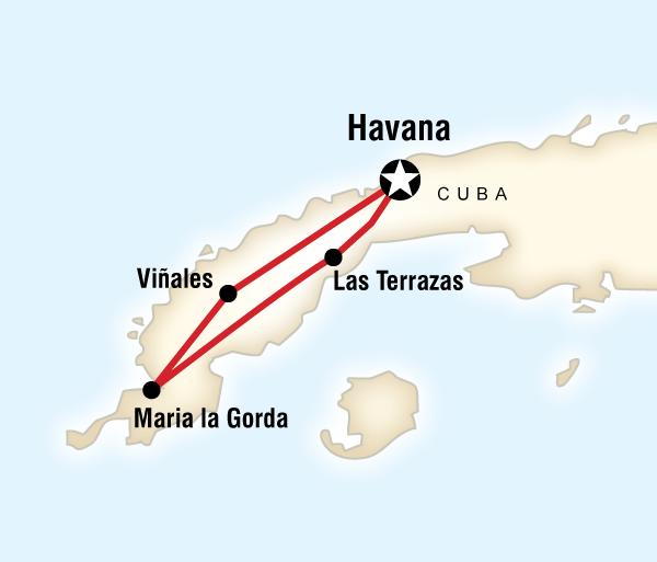 Caribbean Havana Cuba Libre Trip