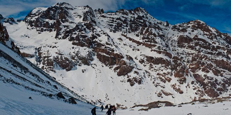 Winter Toubkal Ascent tour