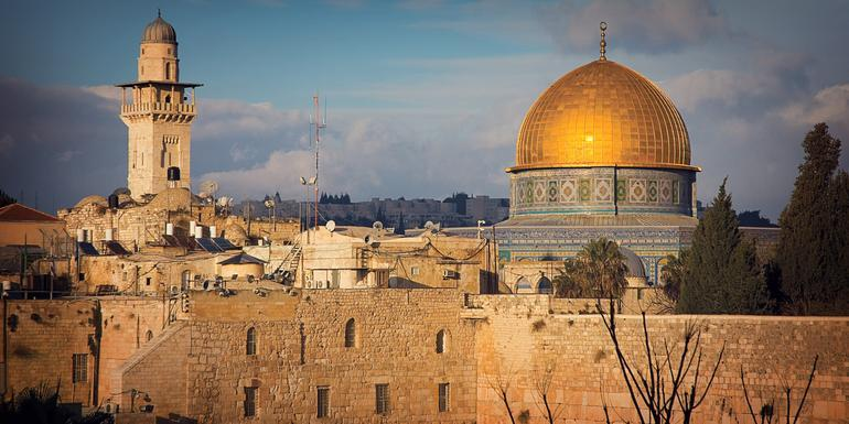Highlights of Israel tour