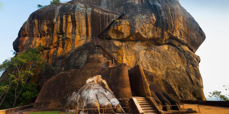 Treasures of Sri Lanka  tour