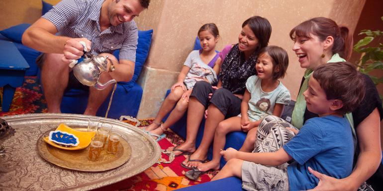 Morocco Family Adventure tour