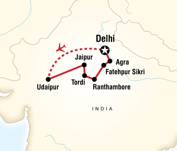 Agra Agra Fort India Family Adventure Trip