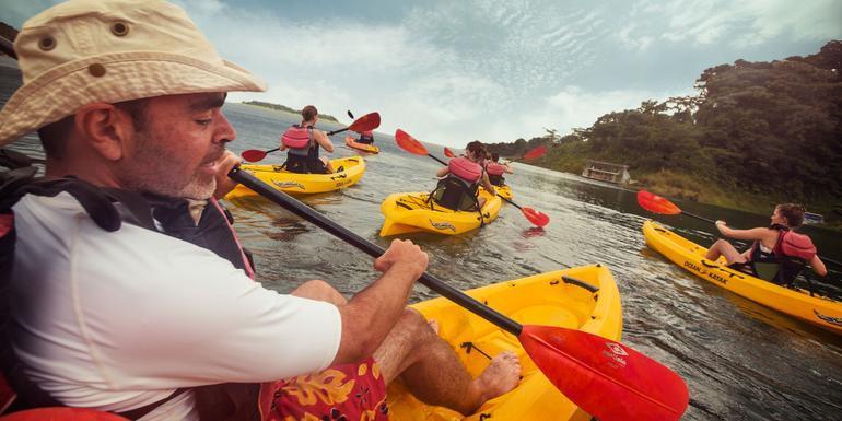 Costa Rica Kayaking Adventure tour