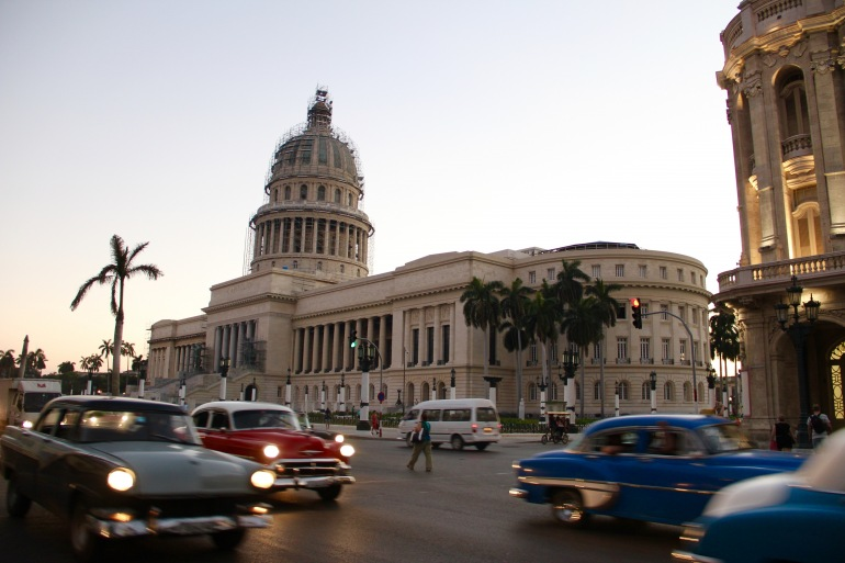 Cuba: People to People tour