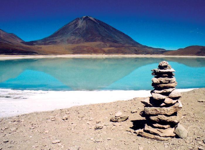 Atacama Desert Córdoba La Paz to Santiago Trip